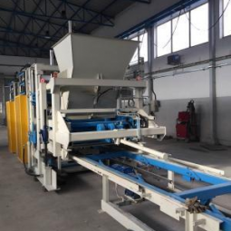 SPECIAL PROMOTION Stationary block making machine SUMAB U-1000