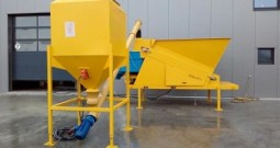 Concrete production - Mobile concrete plant Sumab Mini