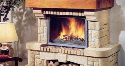 Manufacture of products for the fireplace
