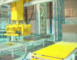 Pneumatic crane overloading products