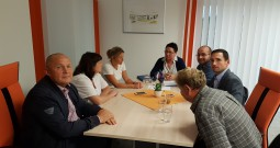 Meeting with clients from Czech Republic
